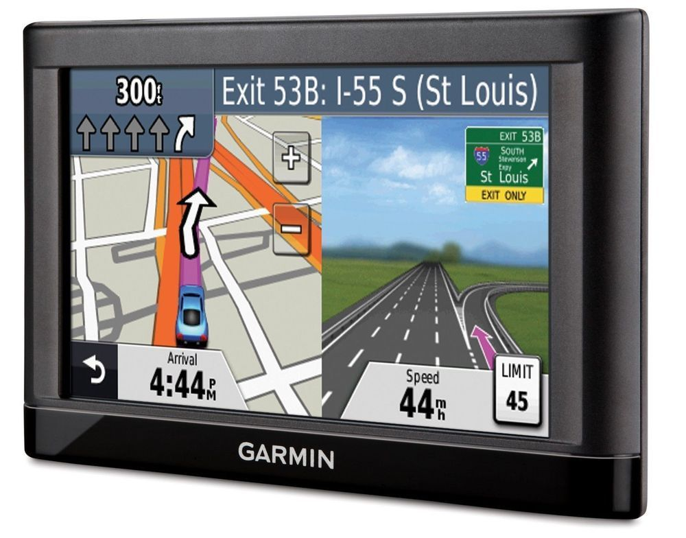 Garmin Nuvi 52lm 5 Inch Portable Vehicle Gps With Lifetime Maps