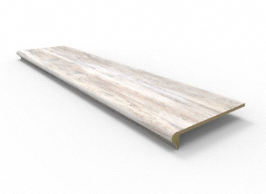 Best 48 Grizzly Bay Oak Retro Fit Tread Lumber Liquidators 400 x 300