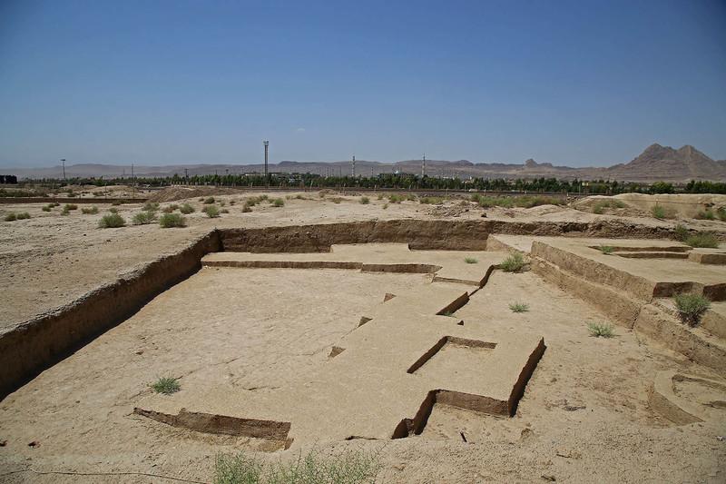 6 محوطه باستانشناختی قم در فهرست آثار ملی ایران به ثبت رسید