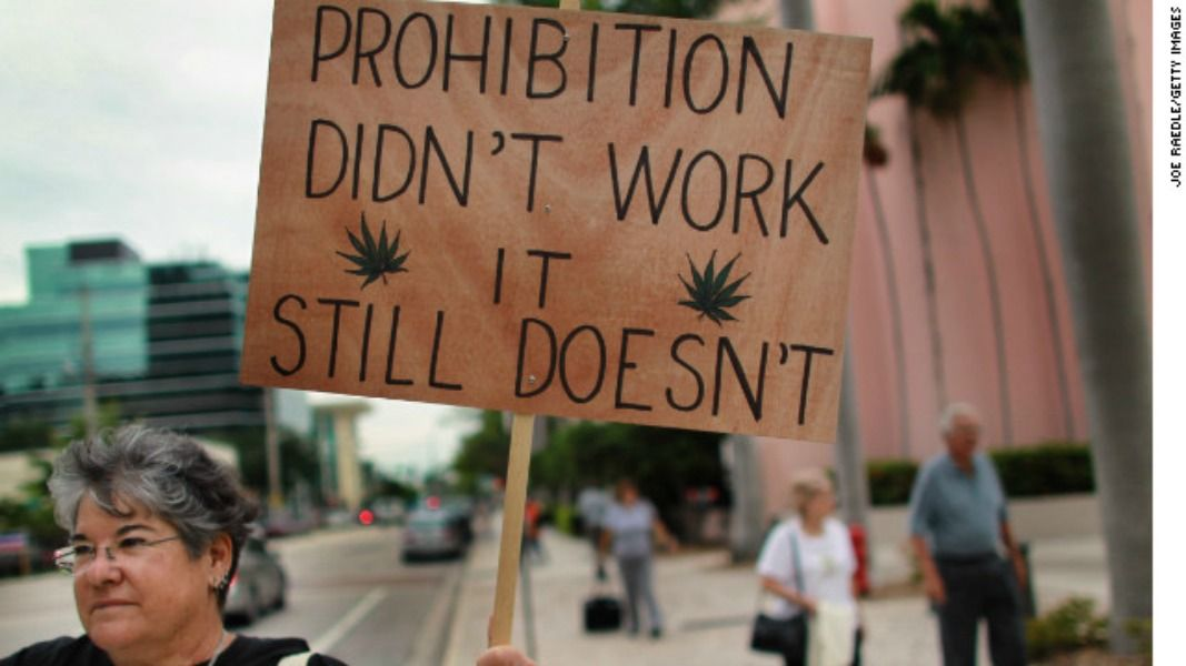 Why The War On Drugs Is A Bust