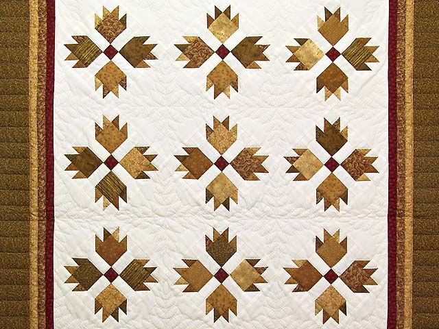 Bear Paw Quilt Pattern Bear S Paw Quilt Marvelous