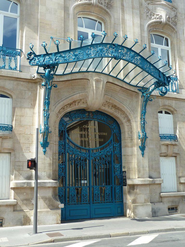 Pin On Art Nouveau Deco France Paris Nancy