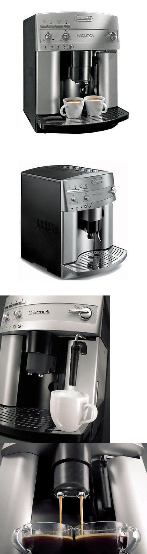 Espresso Machines 38252: Delonghi Magnifica Professional Automatic ...
