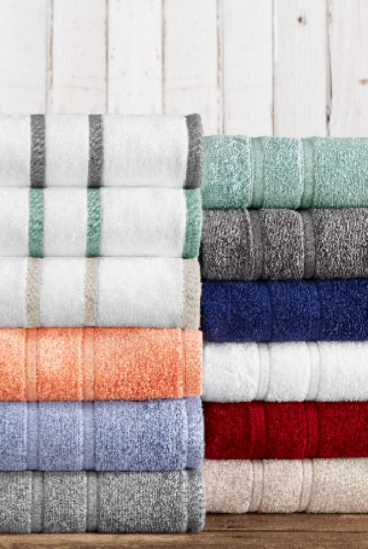 American Craft Made In The Usa Bath Towel Collection Best