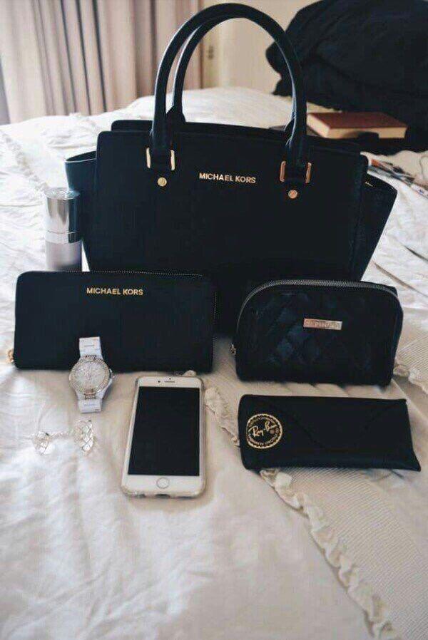 MICHAEL Michael Kors  Bedford Large  Bowling Satchel Handbag Michael Kors  Purses Outlet f25e5d3638cb1
