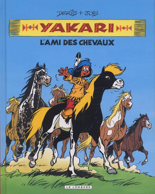 Epingle Par Andy Chirulescu Sur Yakari Amis Des Animaux Cheval Animaux