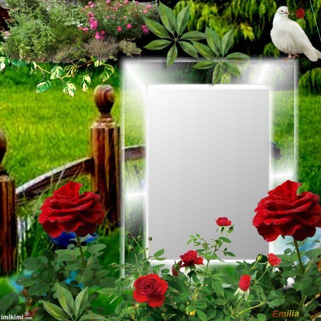 Nature By Ghy01 Imikimi Com Nature Photo Frames Photo Frame