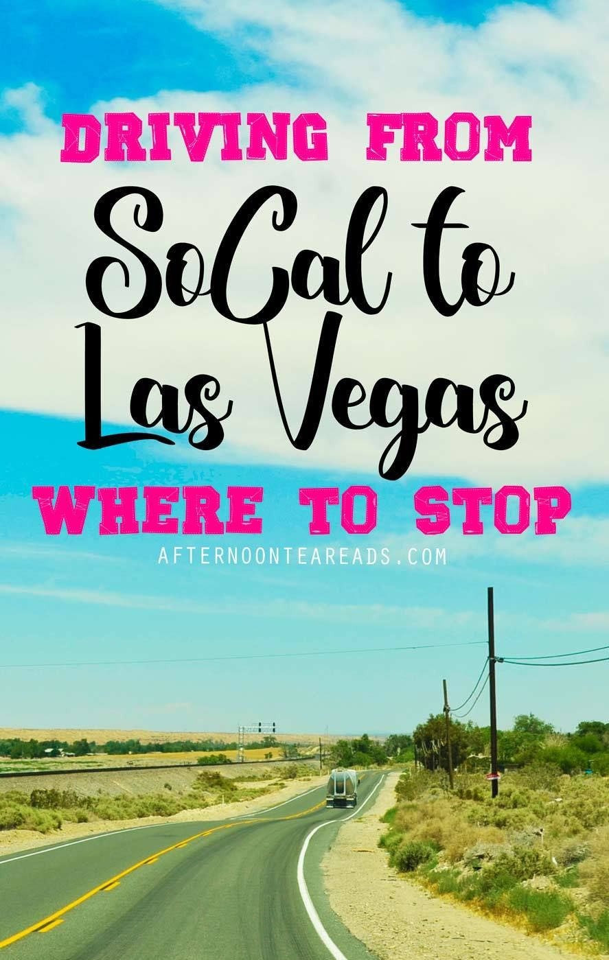 7 Fun Stops On The Drive From Los Angeles To Las Vegas In 2020 Las Vegas Trip Vegas Trip California Travel Road Trips