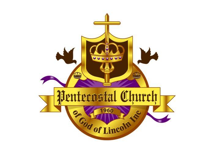 Pentecostal church logo design of Lincon | Church Logo | Pinterest ...
