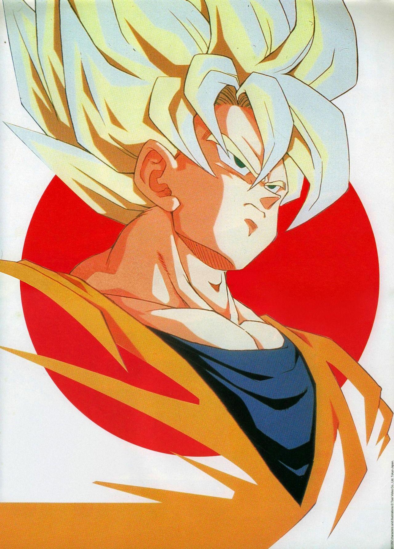 Goku | Japan | #dbz | Dragón Ball Z | Pinterest | Dragon ball ...