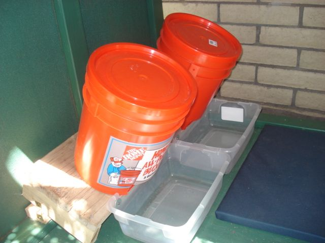 Build Your Own 5 Gallon Dog Auto Feeder It Does Work Simple 5
