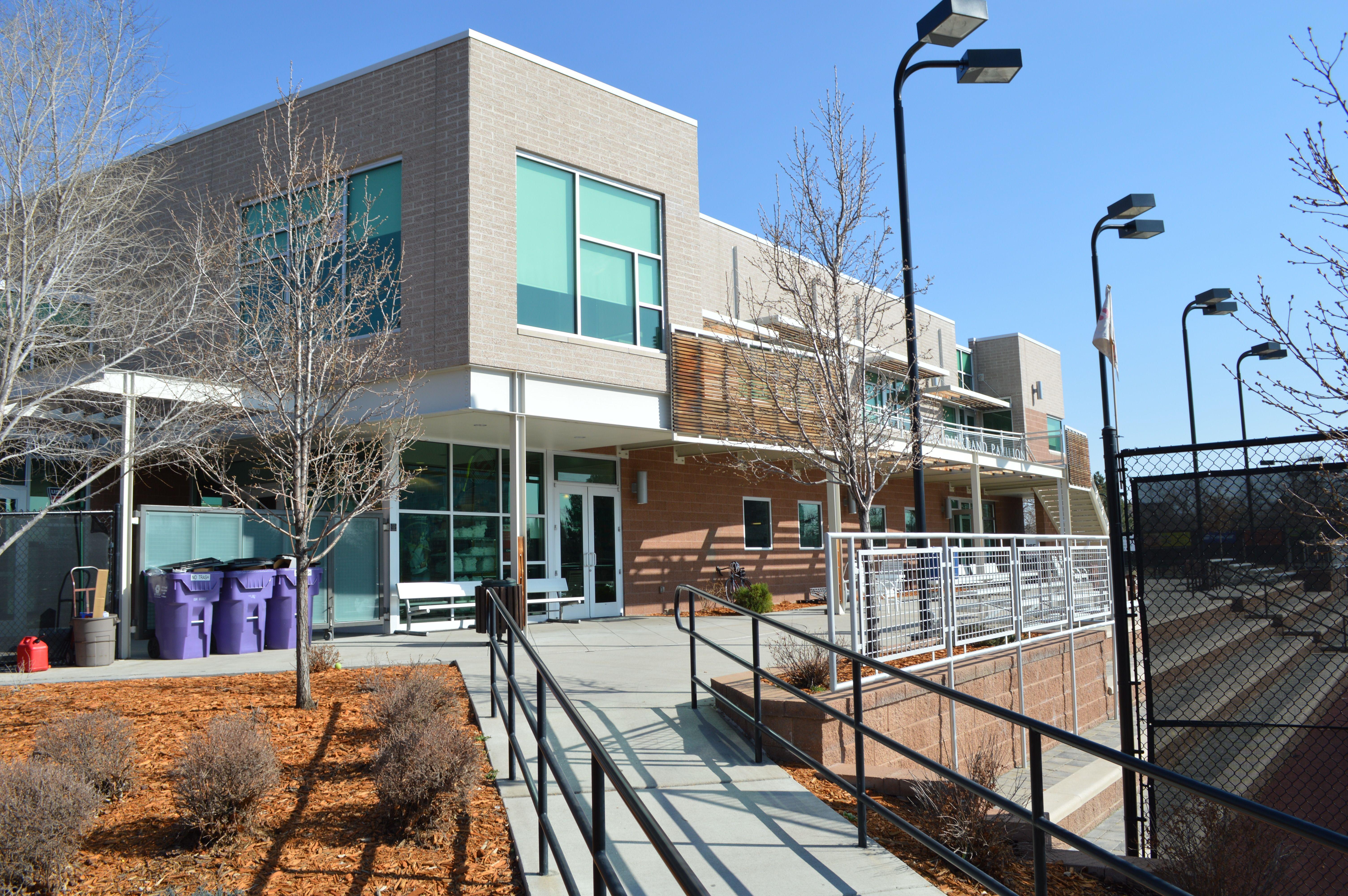 Gates tennis center denver colorado tennis center