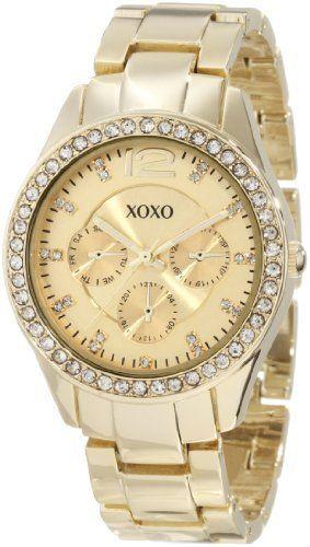 Relojes XOXO para dama última colección  20a67fdc936b