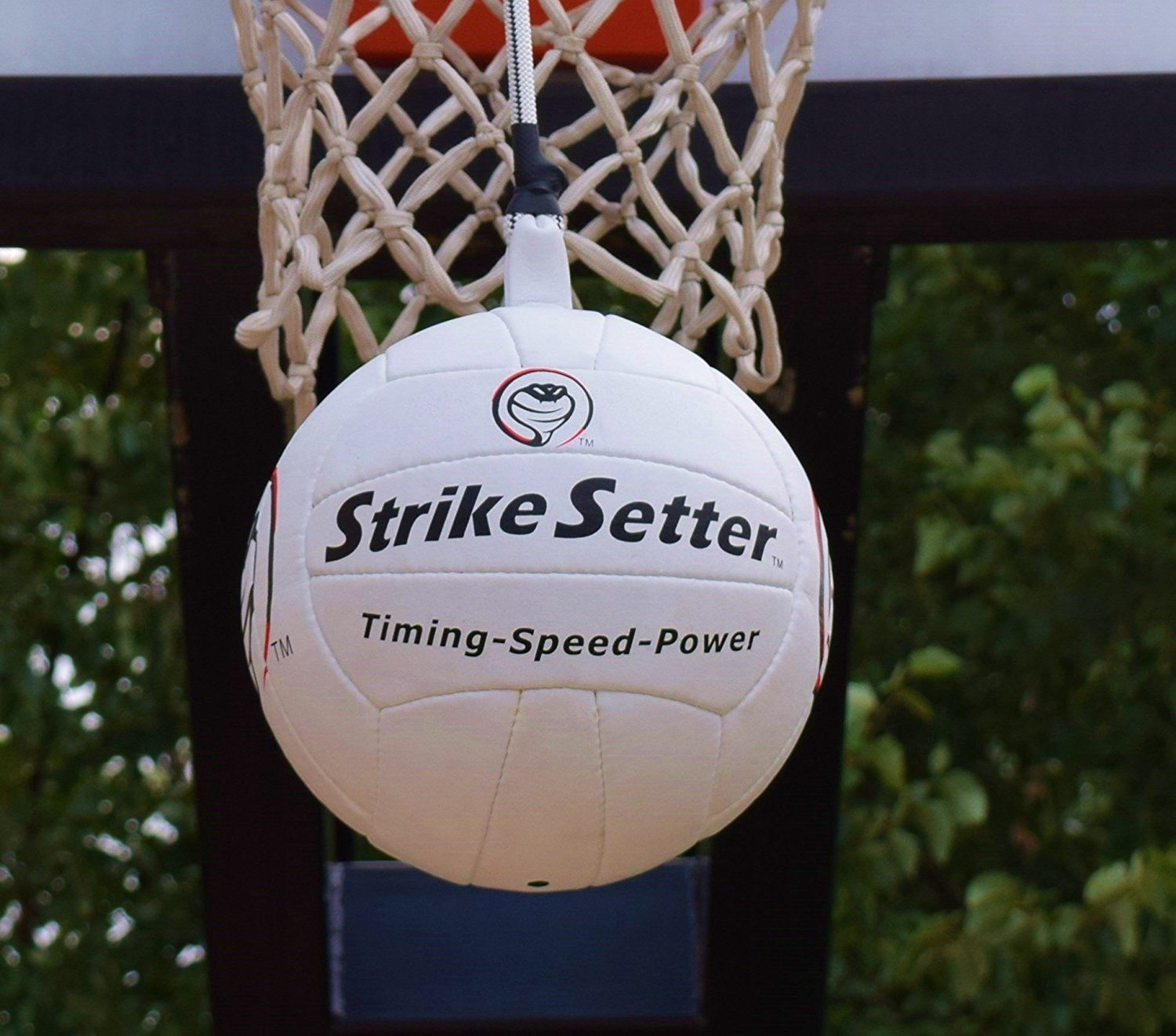 Strikesetter Volleyball Spike Training System Volleyball Volleyball Drills Train