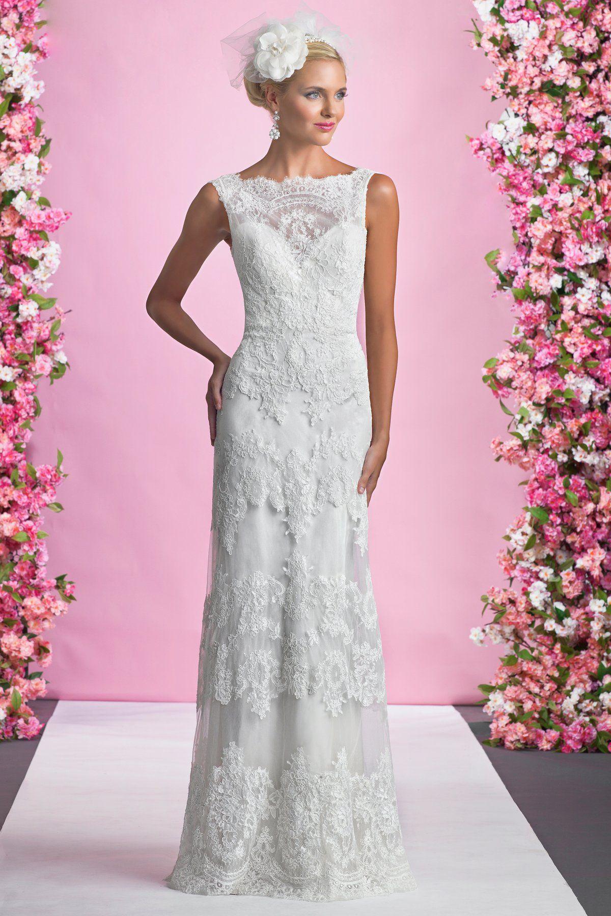 ALEXIA #WEDDING #BRIDAL Alexia Designs - 1088 - Available in Ivory ...