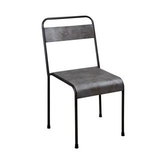 Alleppey Stacking Metal Chair (India)   Overstock.com ...