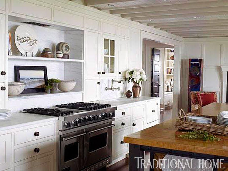 Nantucket Shingle Style | Home, Kitchen design, Home kitchens
