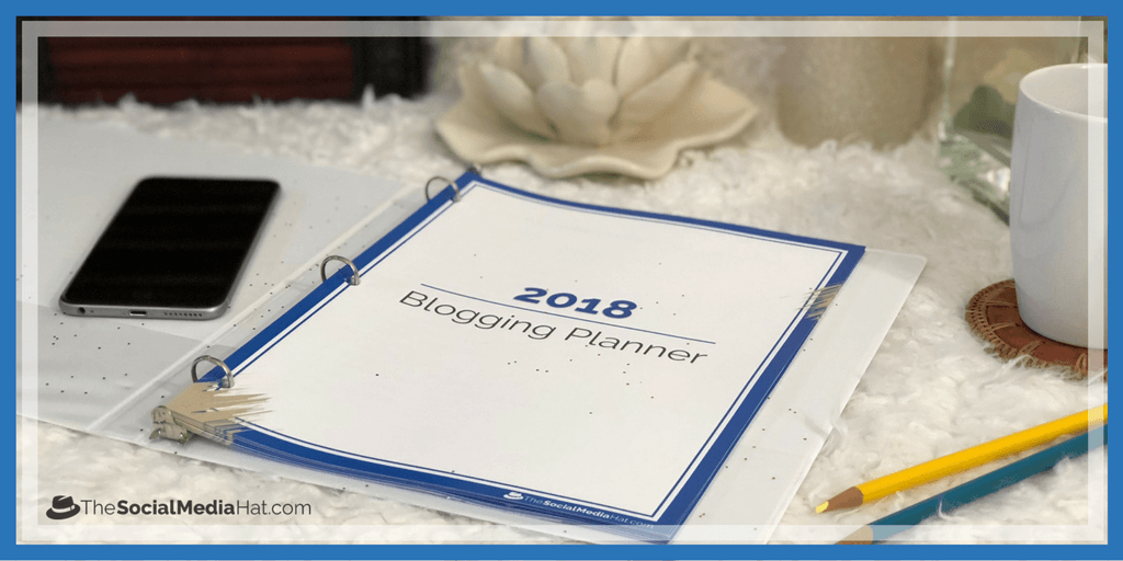 The Ultimate Blogging Planner Blog planner, Blog