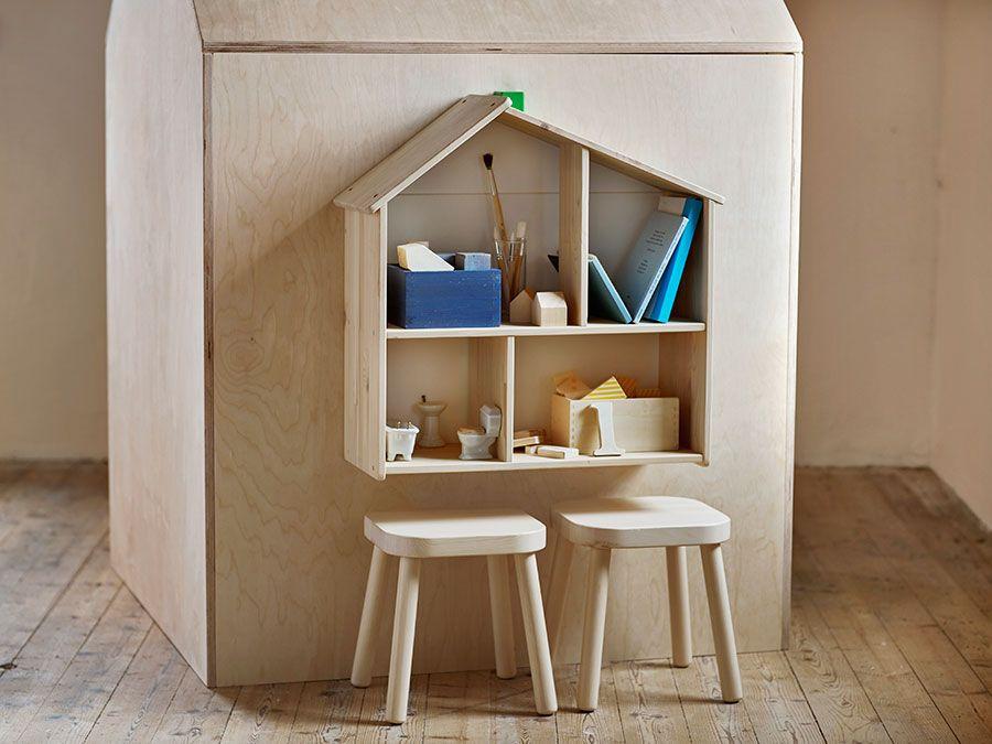 Küchenregal Ikea ~ Flisat doll house wall shelf ikea dolly and miniature love