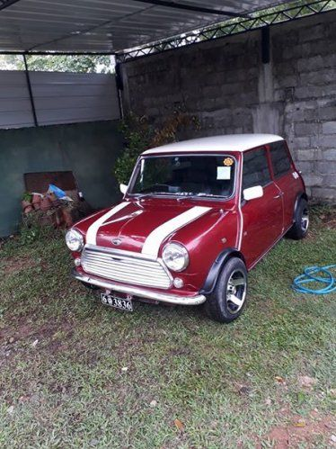 Austin Mini Cooper For Sale Austin Book 6sri 13 Efi Engine And