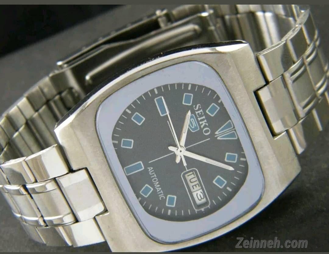 bdb93139b #zeinneh_com ساعه سيكو قديمه اوتوماتيكيه نظيفة جدا A very clean vintage  siko automatic watch السعر 22 دينار Price 22 bhd