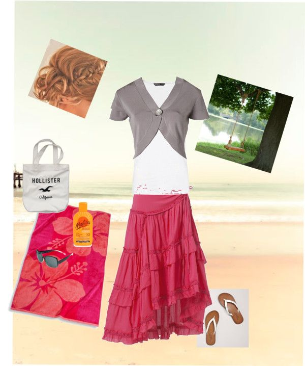 """""""Summer time"""" by countrybluegrasschick ❤ liked on Polyvore"""