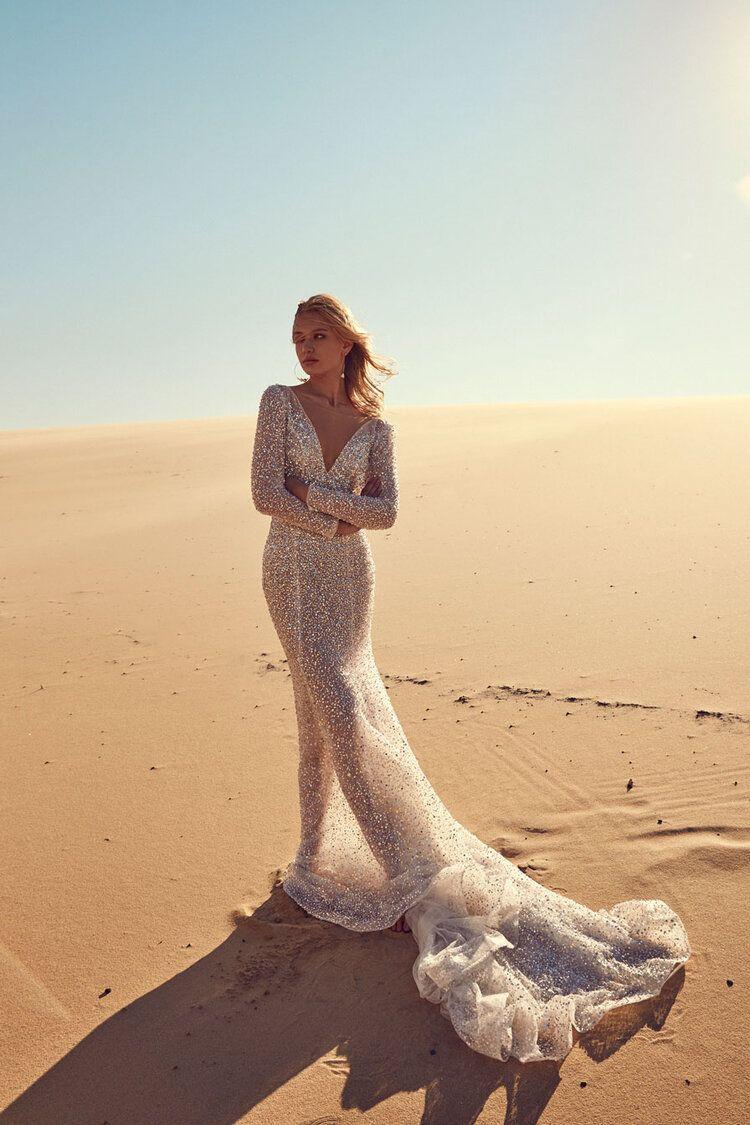 Chosen by One day Desert wedding dress, One day bridal