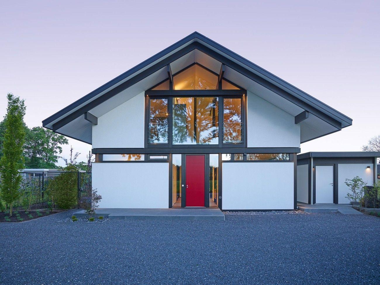 Traumhausgalerie Moderne Fachwerkhäuser in 2019