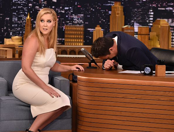 Amy Schumer Net Worth Amy Schumer Jimmy Fallon Katie Couric