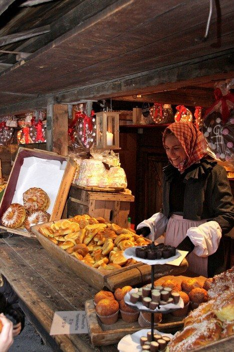 The Best Christmas Markets Around the World Historic houses, Craft