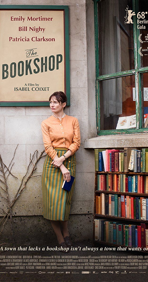 Directed by Isabel Coixet. With Emily Mortimer, Bill Nighy