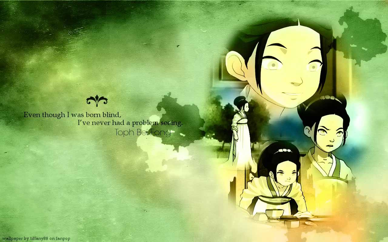 Toph From The Last Airbender The Last Airbender Avatar The Last
