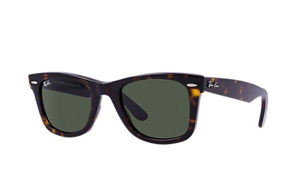 18d5acf0970d Ray-Ban RB2140 902 50-22 Original Wayfarer Classic Sunglasses