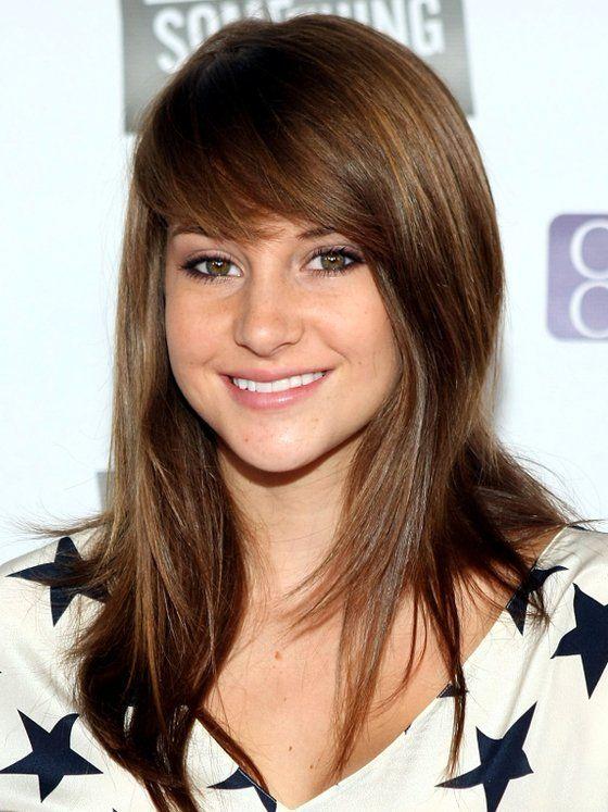 Awesome Bangs Shailene Woodley And Hairstyles On Pinterest Short Hairstyles Gunalazisus