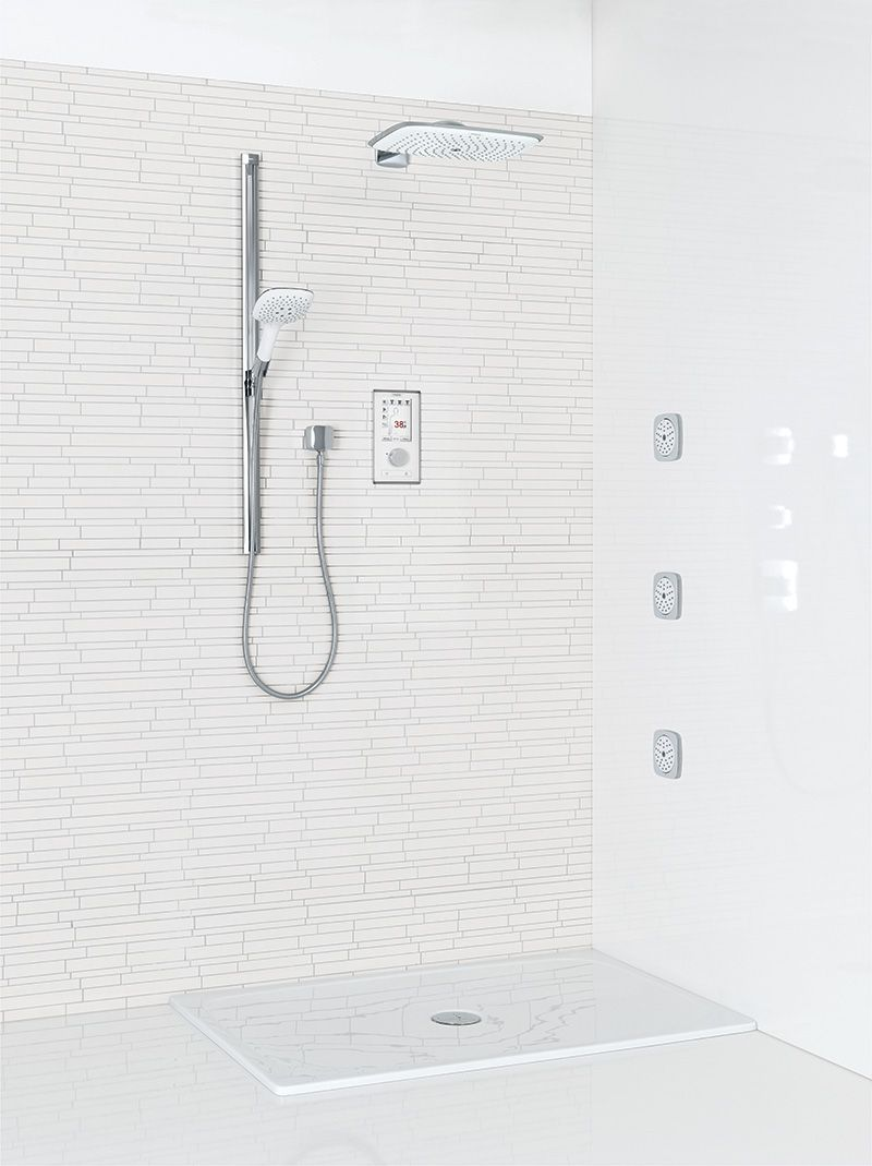 Charmant PuraVida By Hansgrohe Is A Collection Like No Other. Hansgrohe PuraVida  Shower Faucet With Thermostatic/Volume Control Trim