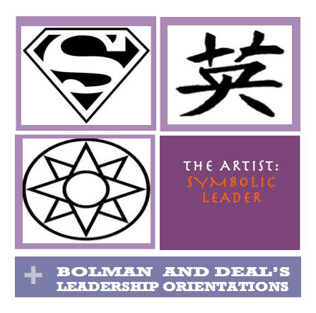 Bolman and Deal: Symbolic Leader These leaders provide vision. They ...