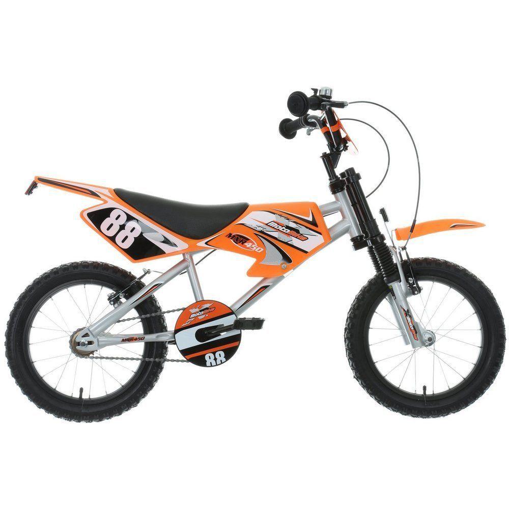 Details About Motobike Mxr450 Kids Children Boys Bike Bicycle 16