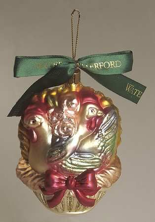 Waterford, Twelve Days of Christmas-Holiday Heirlooms at Replacements, Ltd - Waterford, Twelve Days Of Christmas-Holiday Heirlooms At