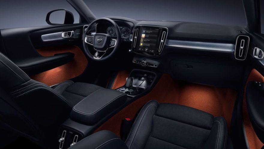 2020 Volvo Xc40 Interior Garage Decor Volvo Garage Makeover