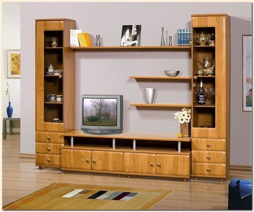 Wall Showcase Designs For Living Room Indian Style ...