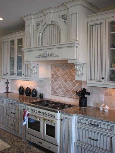 Kitchen with beadboard doors | Home depot kitchen, Kitchen ...