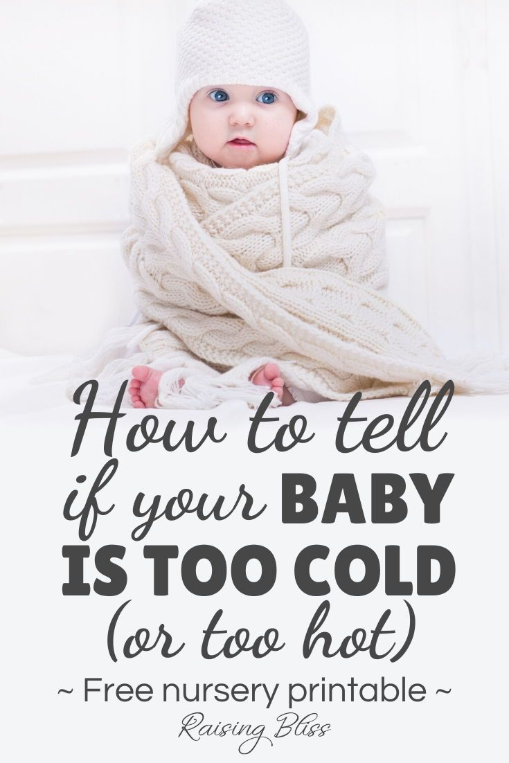 Here's a simple trick you can use to know if your baby is ...
