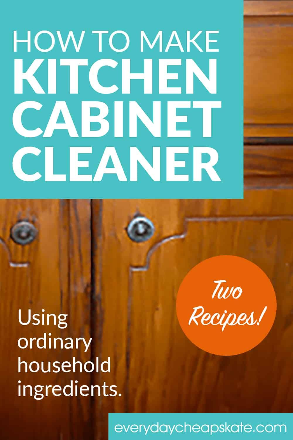 If You Are Looking For A Commercial Product To Clean Kitchen Cabinets You Ll Never Beat The Effective Cabinet Cleaner Cleaning Cabinets Clean Kitchen Cabinets
