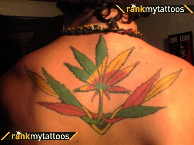 Marijuana Tattoos Marijuana Tattoo As Melhores Tatuagens De