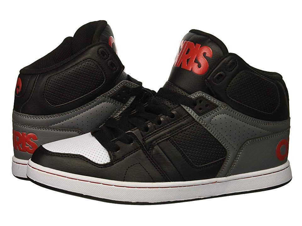 Osiris NYC 83 Classic Men's Shoes Black