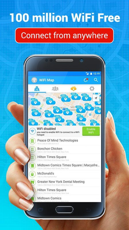 wifi map free password connect apk