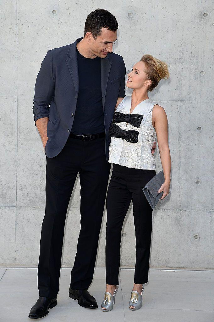Celebrities dating shorter guys