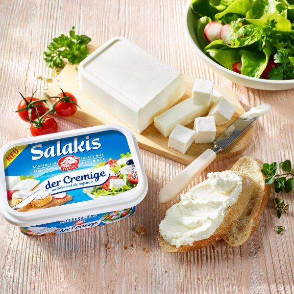 Die mediterrane Küche mit Salakis Schafkäse aus 100 Schafmilch - leichte mediterrane k che rezepte