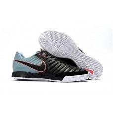 Botas IV De Futbol Sala Nike Tiempo Ligera IV Botas IC Negras Grises Online c08c9d