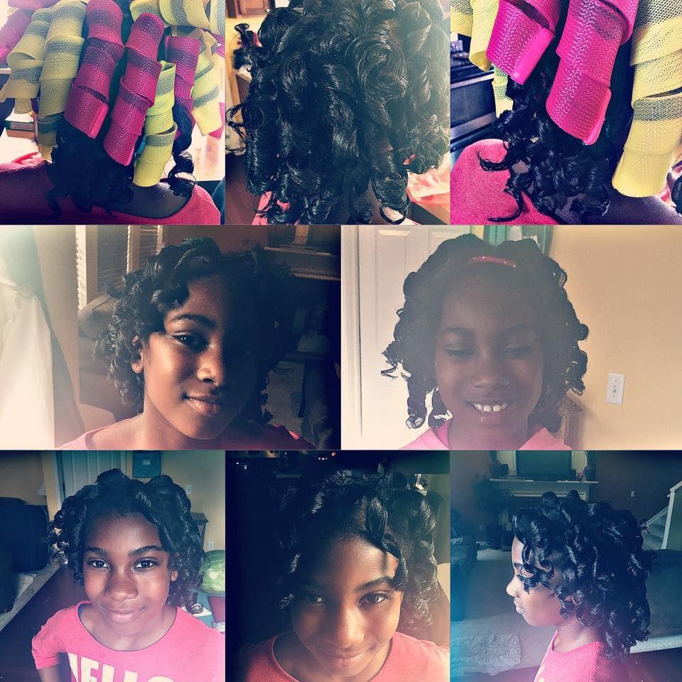 Curlformers on 4a hair